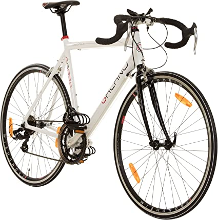 Galano 28 Zoll Rennrad Giro D Italia 3 Rahmengrößen 2 Farben Farbe Schwarz Rahmengrösse 56 Cm Sport Freizeit
