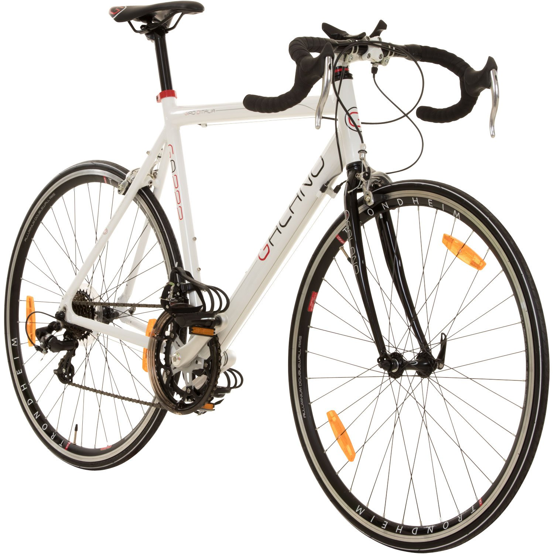 Galano 28 Zoll Rennrad Giro D\'Italia 3 Rahmengrößen 2 Farben: Amazon ...
