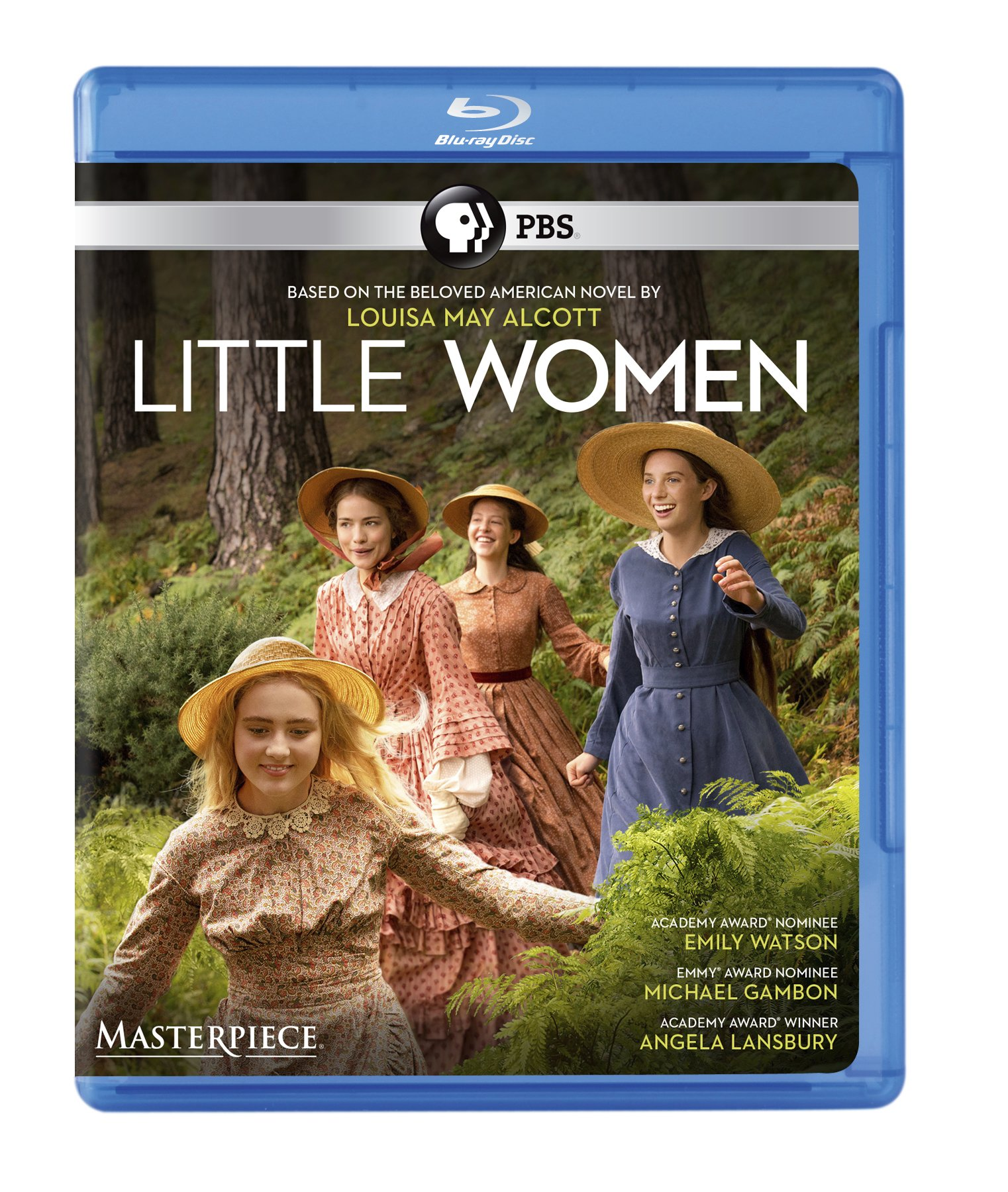 Blu-ray : Masterpiece: Little Women (Blu-ray)