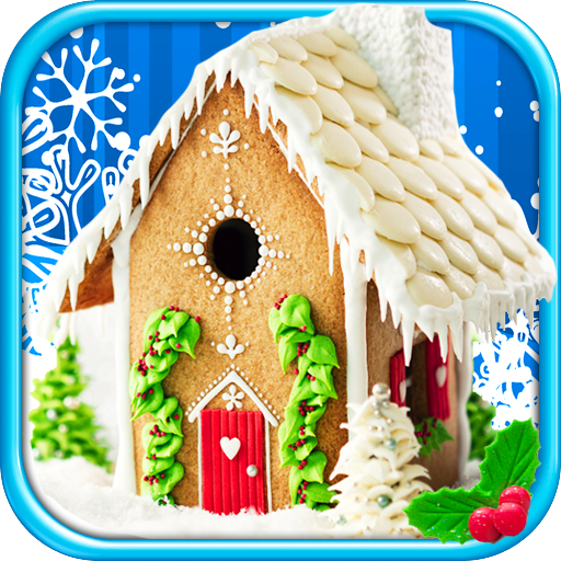 Gingerbread House Icing - 2