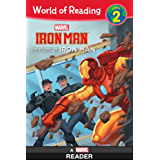 World of Reading Iron Man:  The Story of Iron Man: Level 2 (World of Reading (eBook))