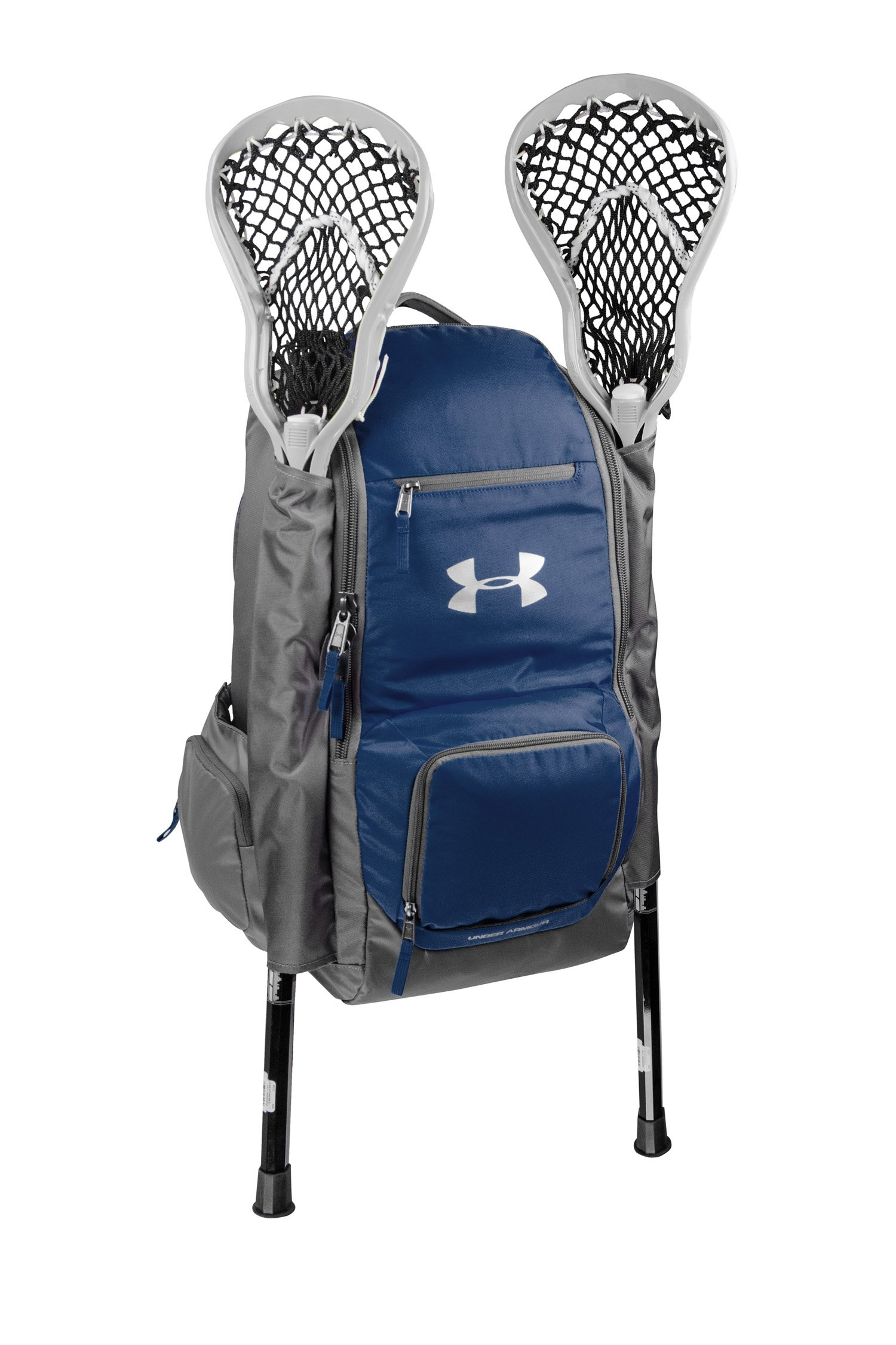 Under Armour UA Unisex Line Drive Roller Bag Baseball Navy UASB-LDRB2 (Navy)
