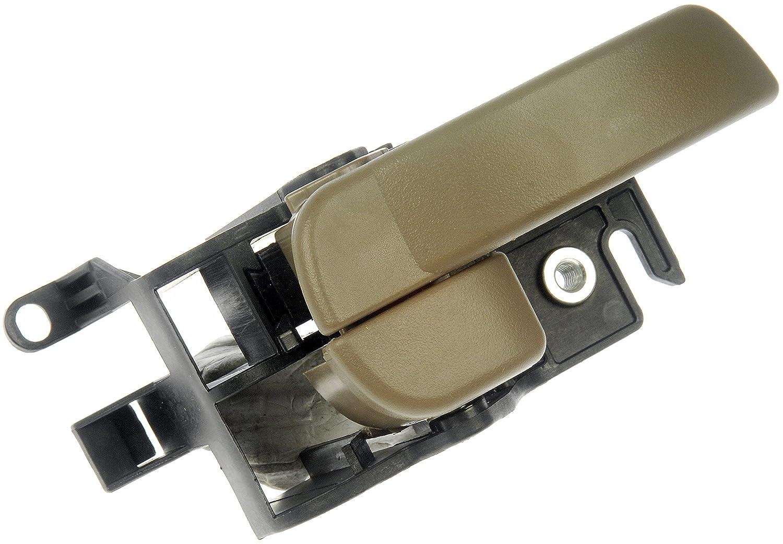Black Hose /& Stainless Red Banjos Pro Braking PBR2854-BLK-RED Rear Braided Brake Line