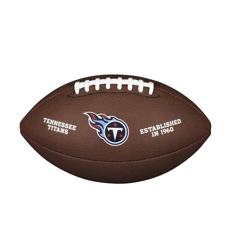 Wilson Tennessee Titans Logo Football WTF1748TENN
