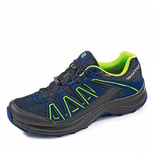 d783465b Salomon - Zapatillas de Nordic Walking de Material Sintético para Hombre:  Salomon: Amazon.es: Zapatos y complementos