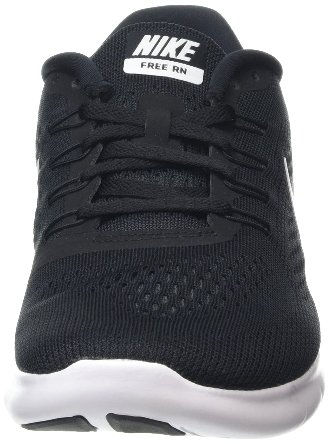 NIKE Men's Free RN Running Shoe B0147SK046 6.5 D(M) US|Black/Anthracite/White