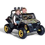 Amazon com: Peg Perego Polaris RZR 900 Red Ride On: Toys & Games