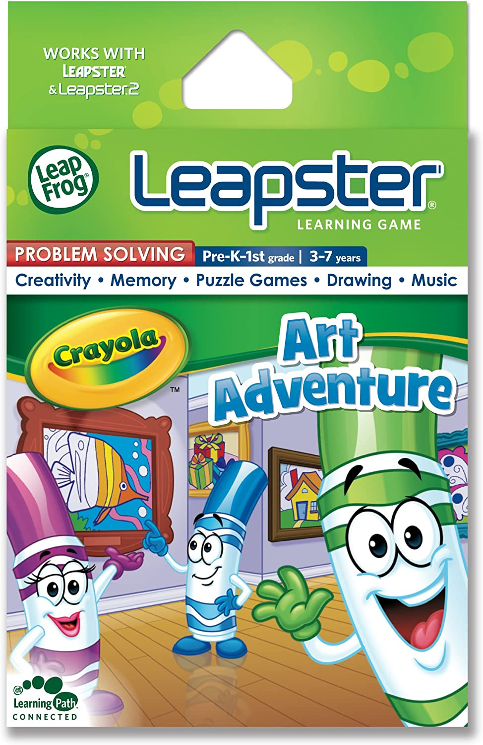 tesco leapster 2 games