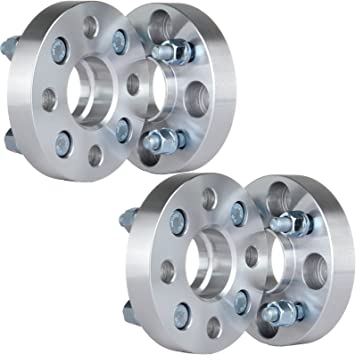 5x100 Wheel Spacers Adapters for Toyota Scion 25 mm 12x1.5 cb 54.1 hubcentric 4