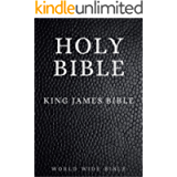Bible: Holy Bible King James Version Old and New Testaments (KJV) (Annotated)