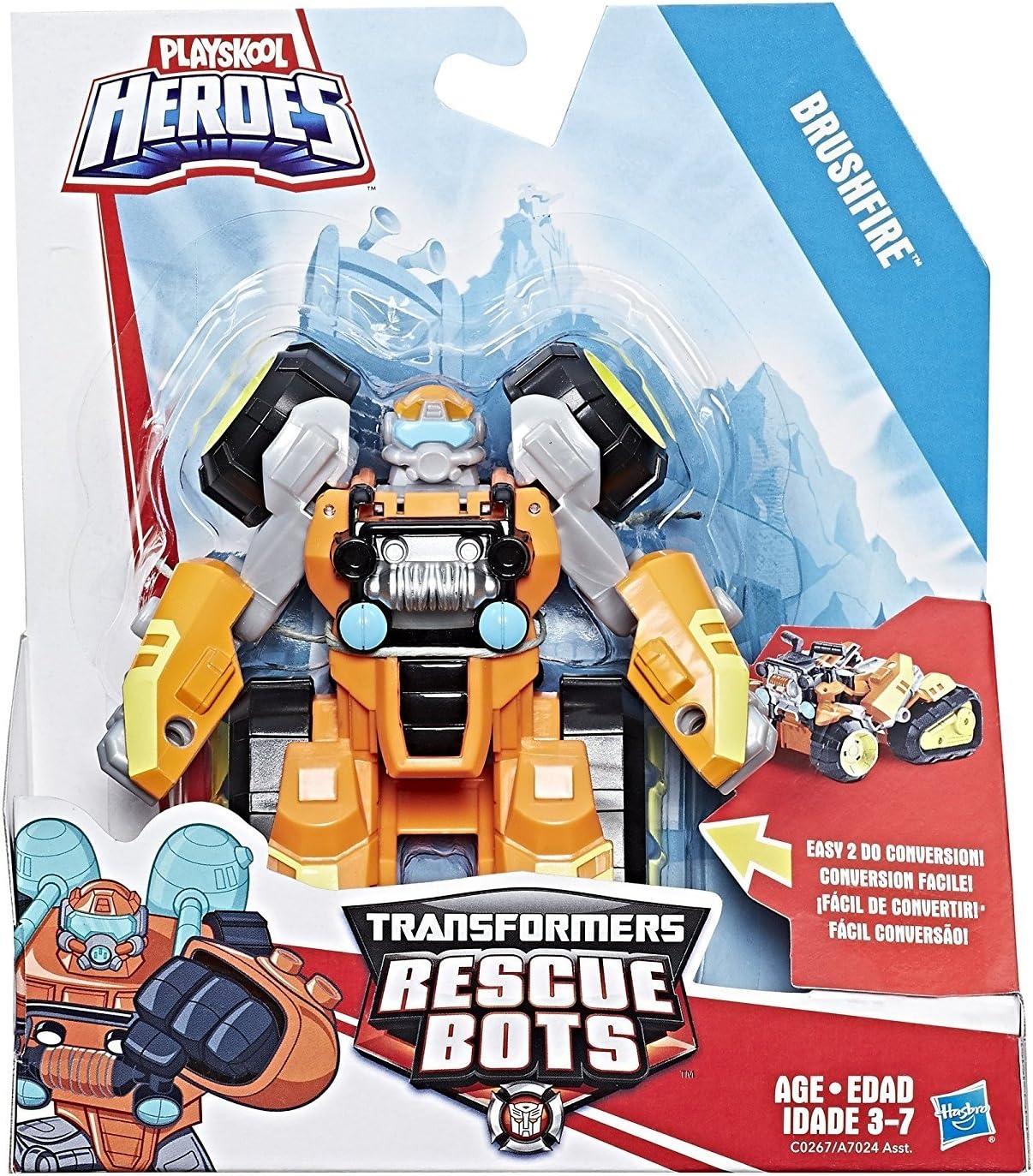 Playskool Héroes C0267EL2 Transformers - Figura de Bots de Rescate: Amazon.es: Juguetes y juegos