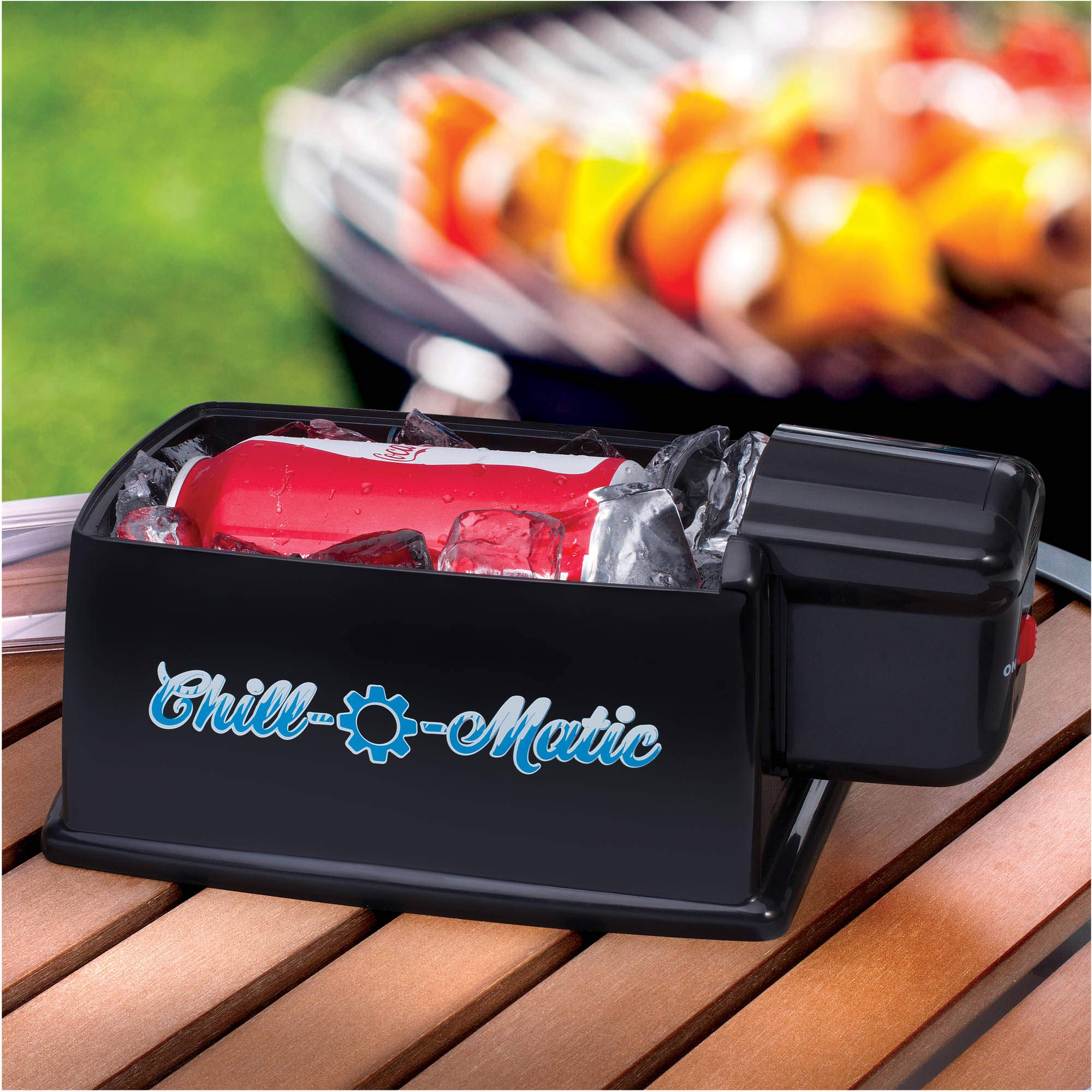 Chill-O-Matic Automatic Beverage Chiller. beer chiller, can chiller, drink chiller by Chill-O-Matic (Image #4)