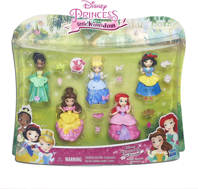 Amazon.es: Disney Princesas Mini Princesas, Pack colección (Hasbro B5347EU4): Juguetes y juegos