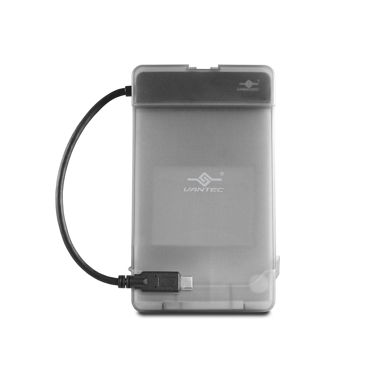 Vantec USB 3.1 Gen 2 Type-C 2.5