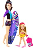Barbie Life in the Dreamhouse Skipper and Chelsea Dolls (Surfing)