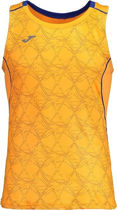 Joma Olimpia Camiseta Running, Hombre: Amazon.es: Ropa y accesorios