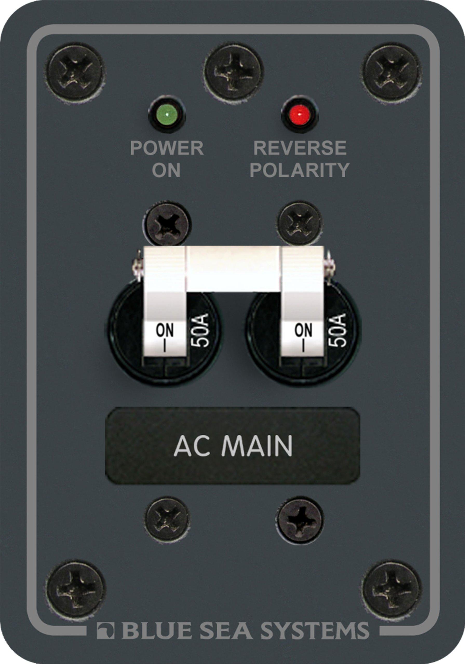 AC Main 50A