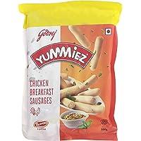Yummiez Chicken Breakfast Sausage Pouch, 500 g