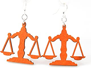 product image for Judicial Scales Earrings