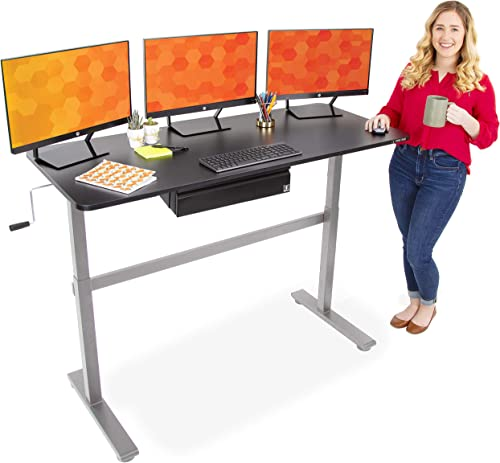 Stand Steady Tranzendesk 55 Inch Standing Desk Review