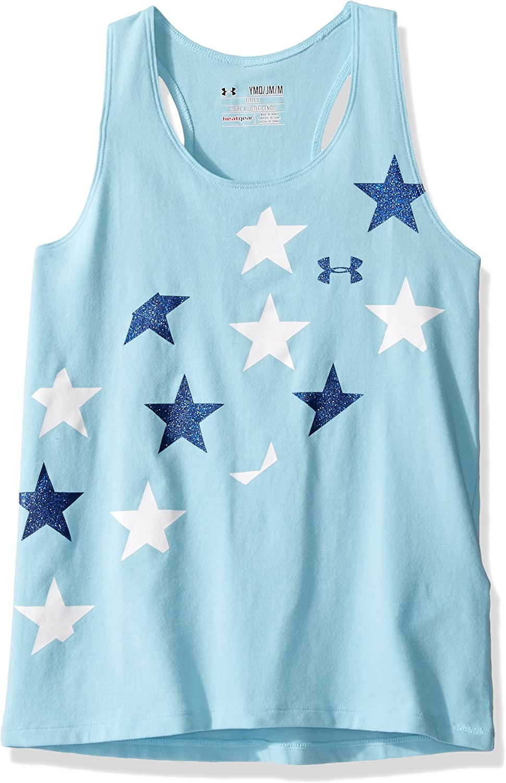 Under Armour Girls Stars Tank