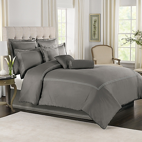 Wamsutta® Baratta Stitch Comforter Set - BedBathandBeyond.com