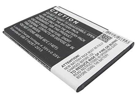 Amazon.com: Replacement Battery for ALCATEL 5044 5044D 5044R 5044W OPTUS X Spirit TCL A450TL J720 J720T J726T J730U J736L J738M OT-4037V Part NO TLi018B2 ...