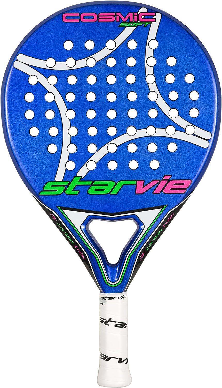 StarVie Cosmic Sky Soft Pala de pádel, Unisex Adulto, Azul ...