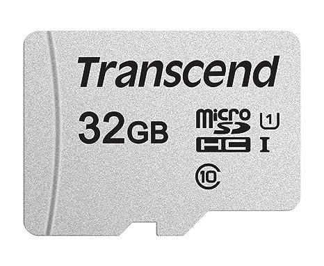Transcend 32gb Microsdxcsdhc 300s Memory Card Ts32gusd300s