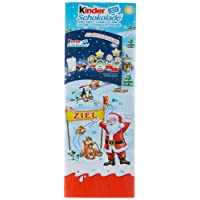 kinder Schokolade gefüllte Figuren Adventskalender, 1er Pack (1 x 204 g)