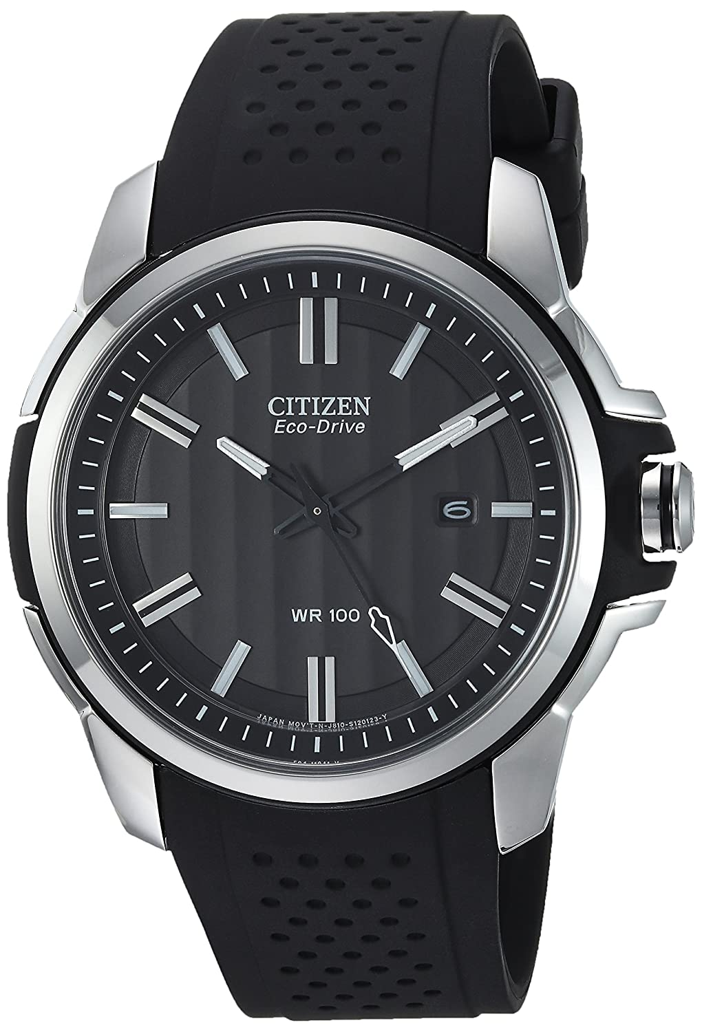 0c3fff603bb Amazon.com  Drive from Citizen Eco-Drive Men s Watch with Date ...