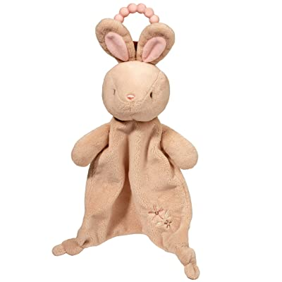 Douglas Baby Bunny Teether Soft Plush Toy: Toys & Games