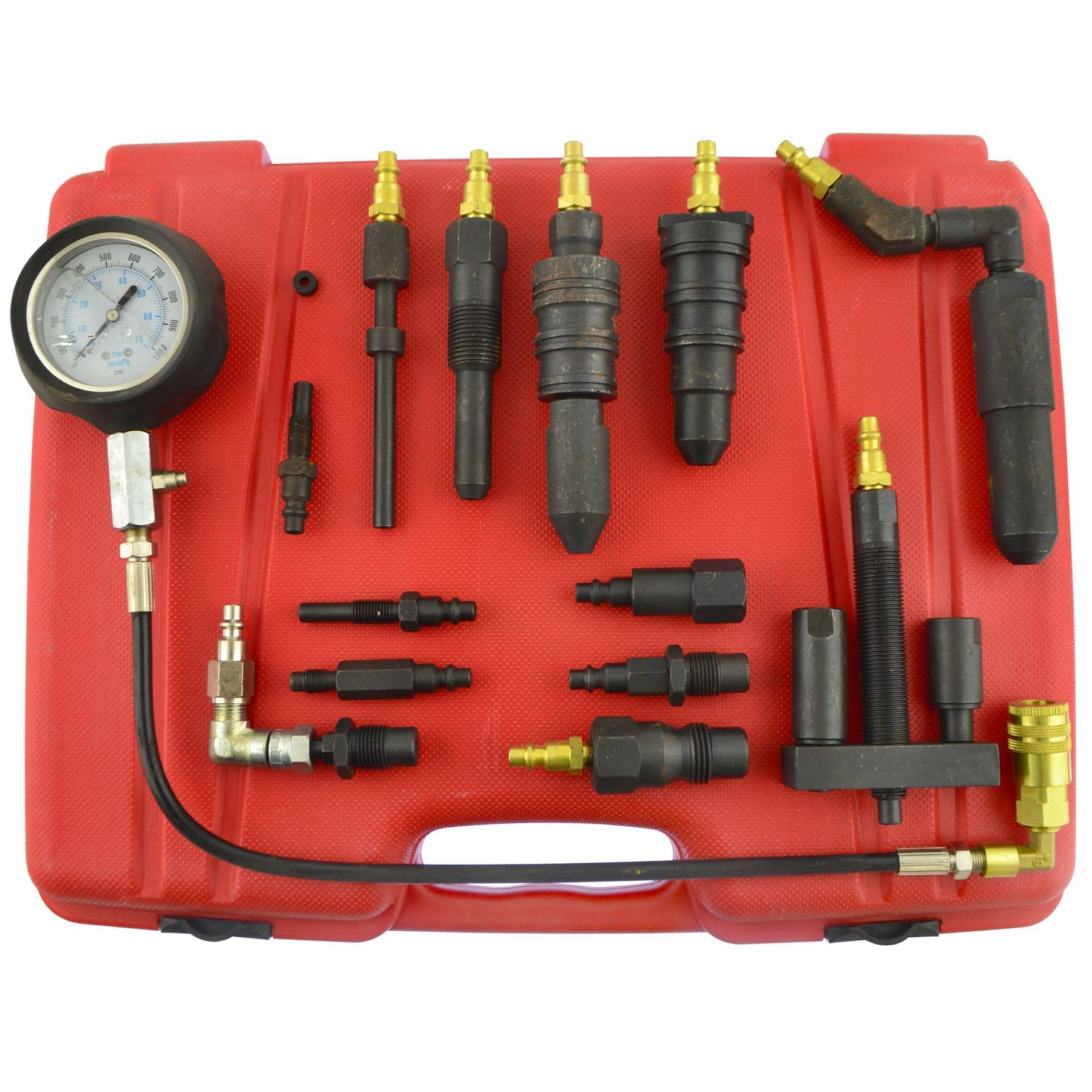 AB Tools-Neilsen Diesel Engine Cylinder Compression Tester Master Kit Direct/Indirect Injection by AB Tools-Neilsen (Image #2)