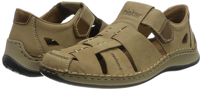 Rieker Herren 05285-20 Geschlossene Sandalen