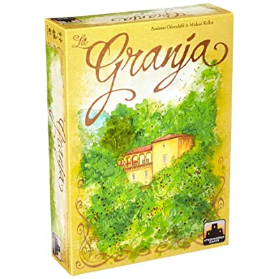 La Granja Board Game: Toys & Games