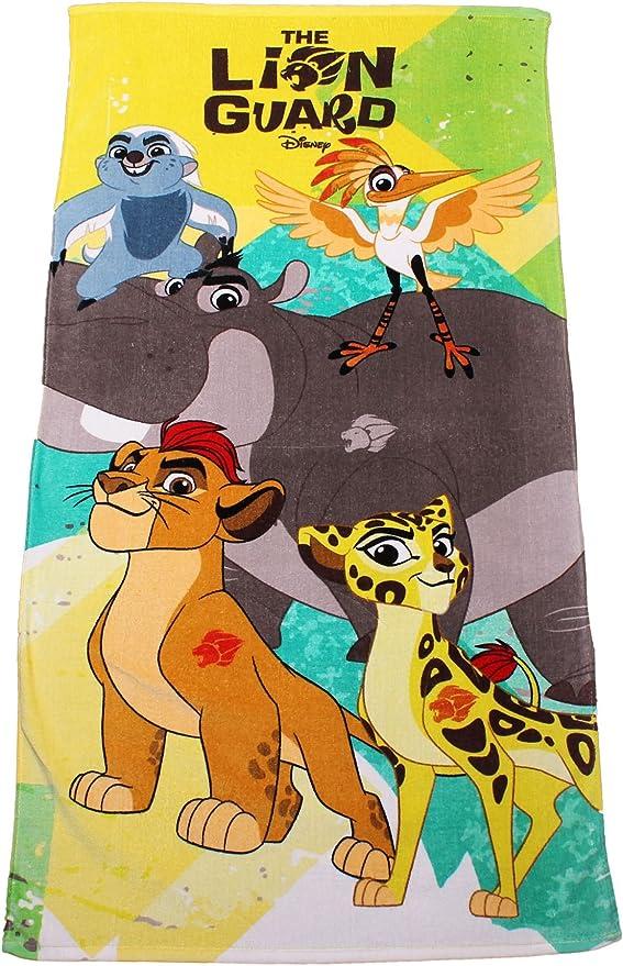 BestTrend toalla de playa grande para ni/ños /«The Lion Guard/»