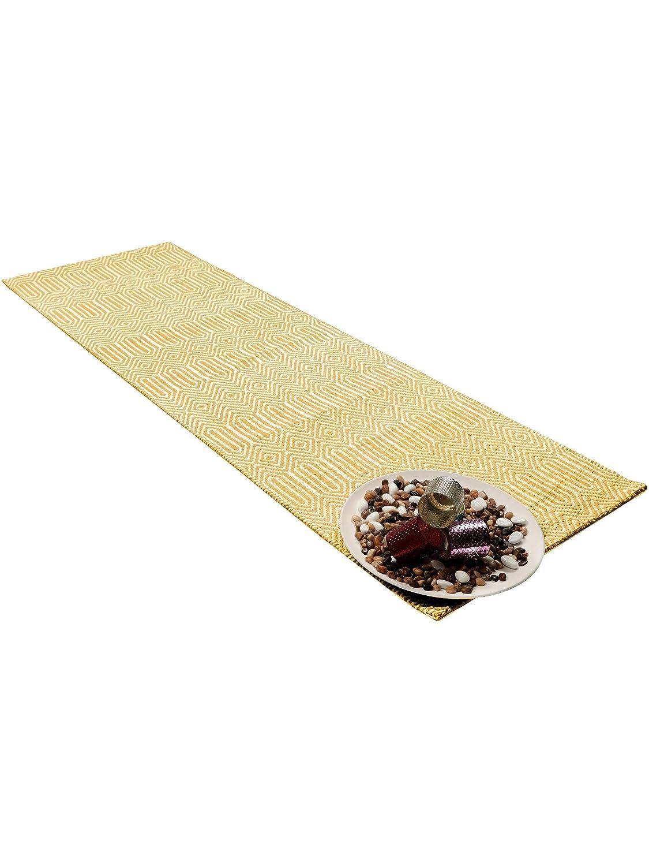 Benuta Teppich Läufer Sloan, Wolle, Baumwolle, Baumwolle, Baumwolle, Schwarz Weiß, 66 x 200.0 x 2 cm B00S84CQ2U Lufer aa33ef