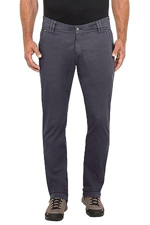 96b2d3ff52b3 Vaude Tizzano Men s Trousers grey Tarmac Grey Size 42  Amazon.co.uk ...