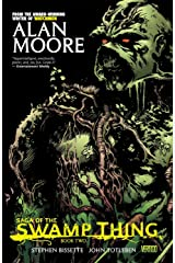 Saga of the Swamp Thing Book Two Paperback