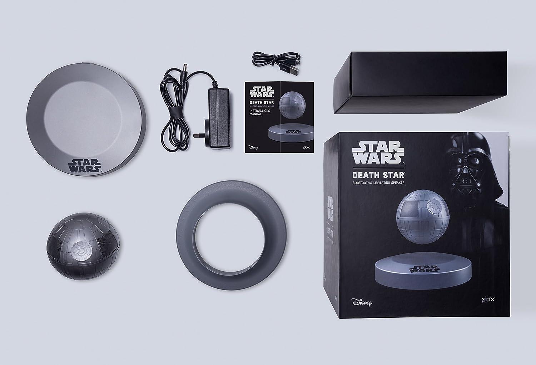 Resultado de imagen para Star Wars Levitating Death Star Bluetooth Speaker