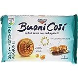 Galbusera - Buoni Cosã, Biscotti Frollini Senza Zuccheri Aggiunti - 330 G