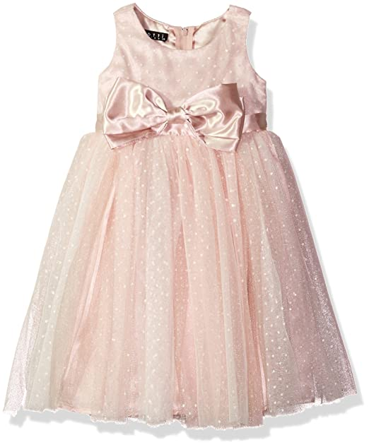 5a0e49c4f140 Biscotti Girls Princess Party Ballerina Dress with Bow Special Occasion  Dress: Amazon.ca: Clothing & Accessories