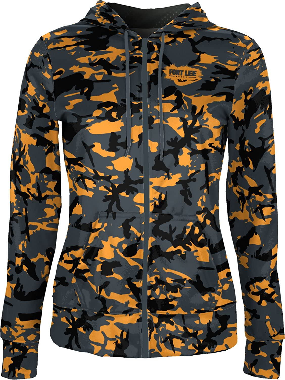 ProSphere Women's Fort Lee Military Camo Fullzip Hoodie