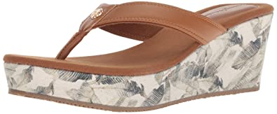 3953ac9297df Tommy Bahama Women s Saige Wedge Sandal