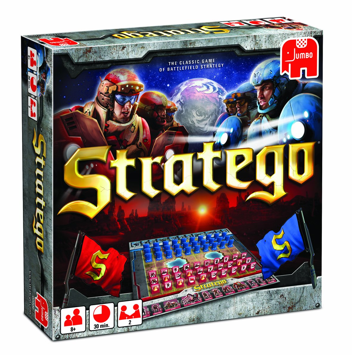 list different editions of stratego ultrastratego