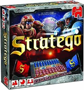 Stratego - Juego de Tablero, 2 Jugadores (Jumbo 17676) [Importado de Inglaterra]: Amazon.es: Juguetes y juegos