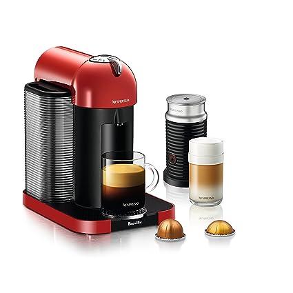 Amazoncom Nespresso Vertuo Coffee And Espresso Machine Bundle With