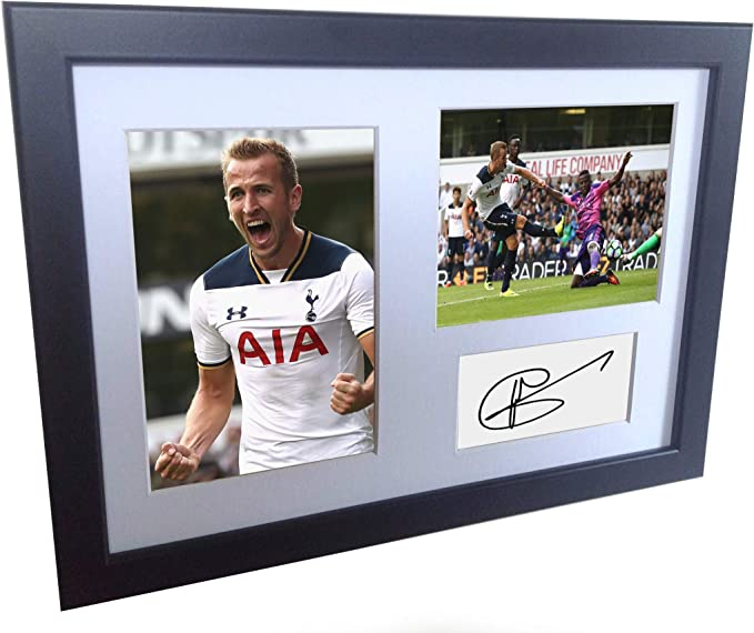 Kitbags /& Lockers White Hart Lane Panoramic 12x8 A4 Tottenham Hotspur Spurs Photo Photograph Picture Frame Poster Gift