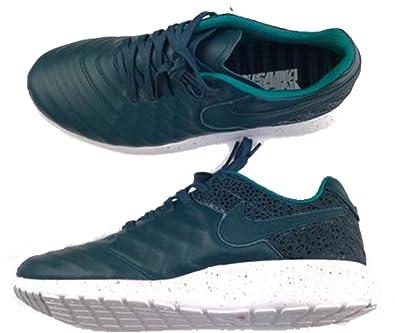 091cba6590eb4 NIKE Men s Roshe Tiempo VI FC QS Leather Sneakers Shoes ...