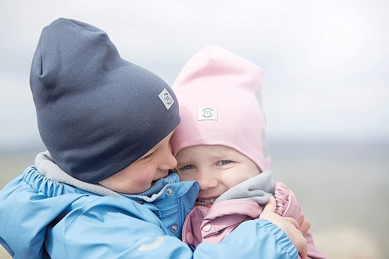 Mikk-Line Infant Toddler /& Big Kid Wool Beanie Hat